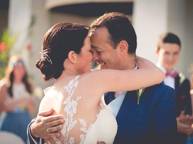 La boda de Cristina y Ferran