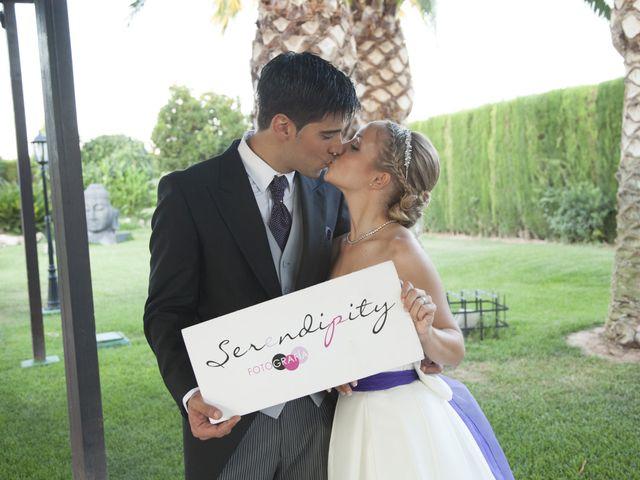 La boda de María José y Juan Pablo