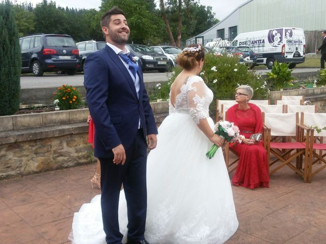 La boda de Jon y Saioa en Amurrio, Álava 8