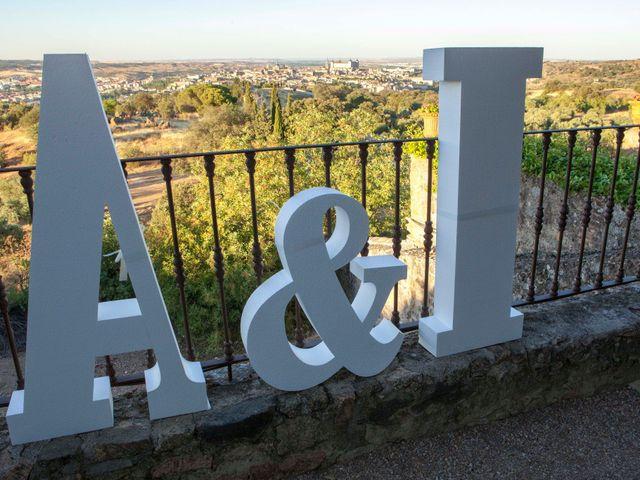 La boda de Iñaki y Ana en Toledo, Toledo 3