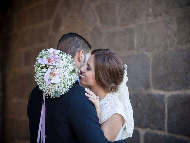 La boda de Iñaki y Ana en Toledo, Toledo 1