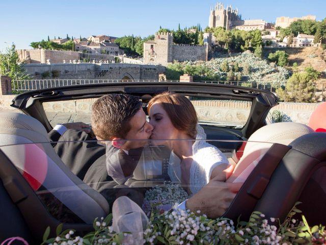 La boda de Iñaki y Ana en Toledo, Toledo 2