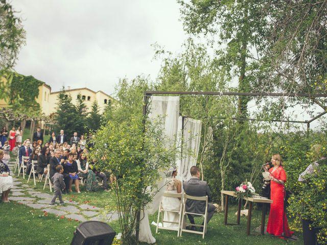 La boda de Borja y Cristina en Aspe, Alicante 12