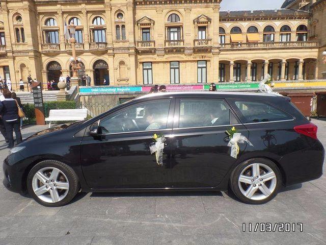 La boda de Oier  y Leire rivas en Donostia-San Sebastián, Guipúzcoa 4