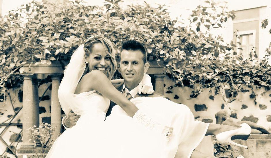 La boda de Jonathan y Judit en Arucas, Las Palmas