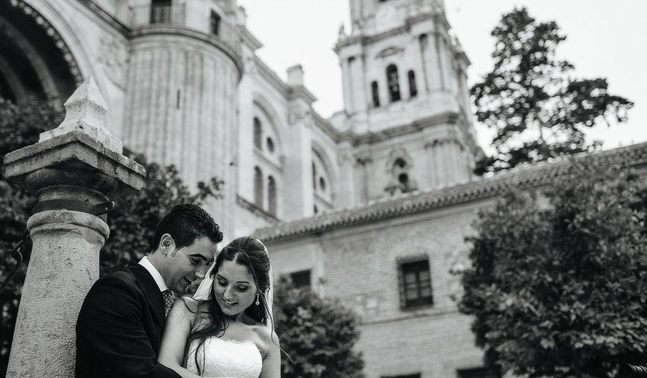 La boda de Javier y Gloria en Málaga, Málaga