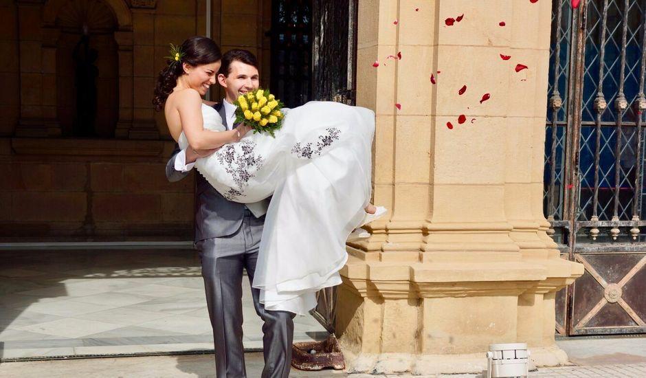 La boda de Oier  y Leire rivas en Donostia-San Sebastián, Guipúzcoa