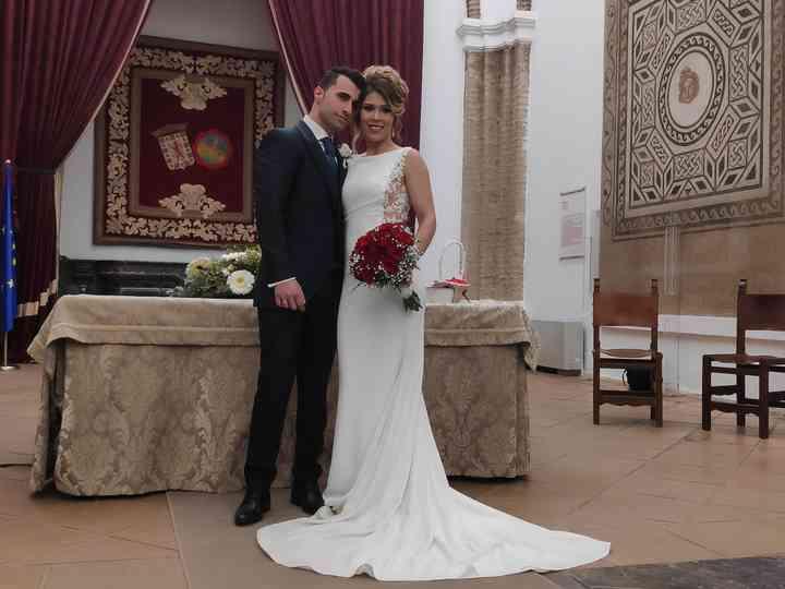 La boda de Loly y Jose