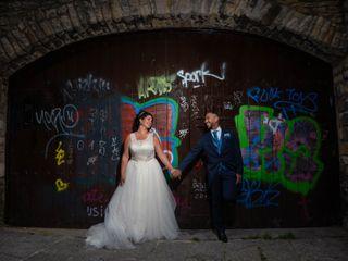 La boda de Alejandra y Erick
