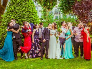 La boda de Antía y Héctor