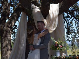 La boda de Mónica  y Victor
