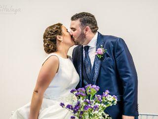La boda de Miriam y José vicente