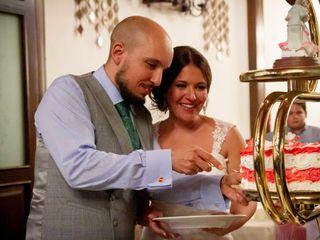 La boda de Marina y Ballu