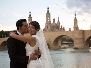 La boda de Mª Ángeles y Goyo