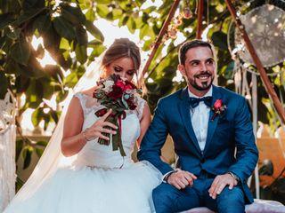 La boda de Adriana y Javi