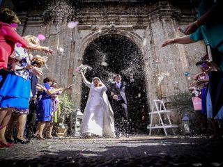 La boda de Manu y Valle