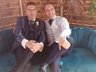 La boda de Gabriel y José Antonio