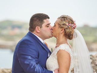 La boda de Rubén y Claudia