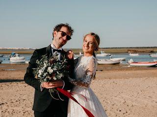 La boda de Irene y Mattia 1