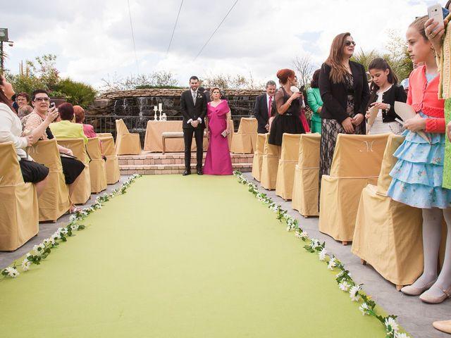 La boda de David y Belen en Guadarrama, Madrid 7