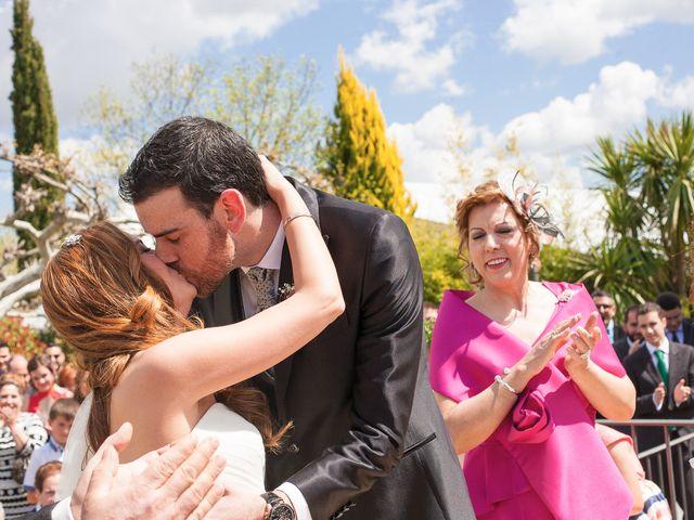 La boda de David y Belen en Guadarrama, Madrid 8