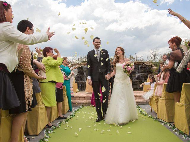La boda de David y Belen en Guadarrama, Madrid 9