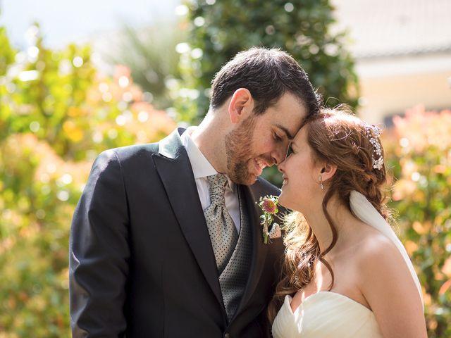 La boda de David y Belen en Guadarrama, Madrid 10