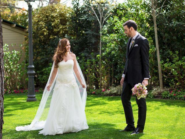 La boda de David y Belen en Guadarrama, Madrid 11
