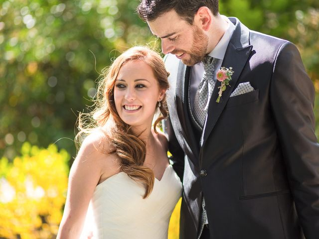 La boda de David y Belen en Guadarrama, Madrid 12