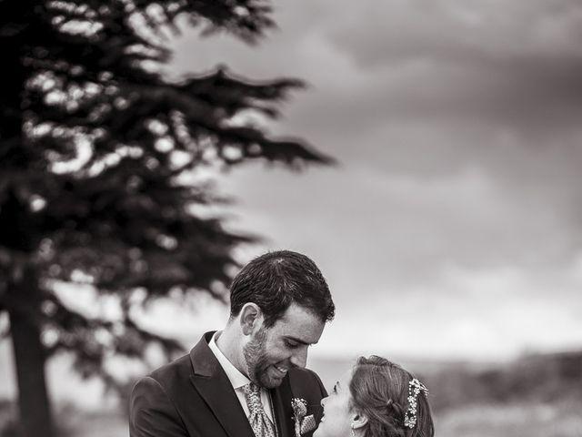 La boda de David y Belen en Guadarrama, Madrid 13