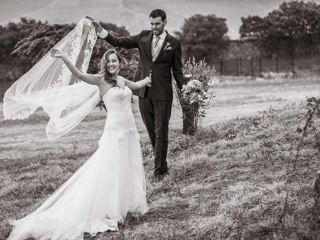 La boda de David y Belen en Guadarrama, Madrid 14