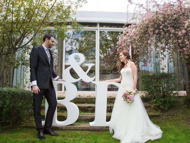 La boda de David y Belen en Guadarrama, Madrid 18