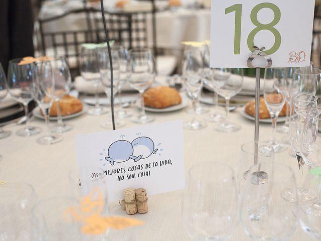 La boda de David y Belen en Guadarrama, Madrid 19