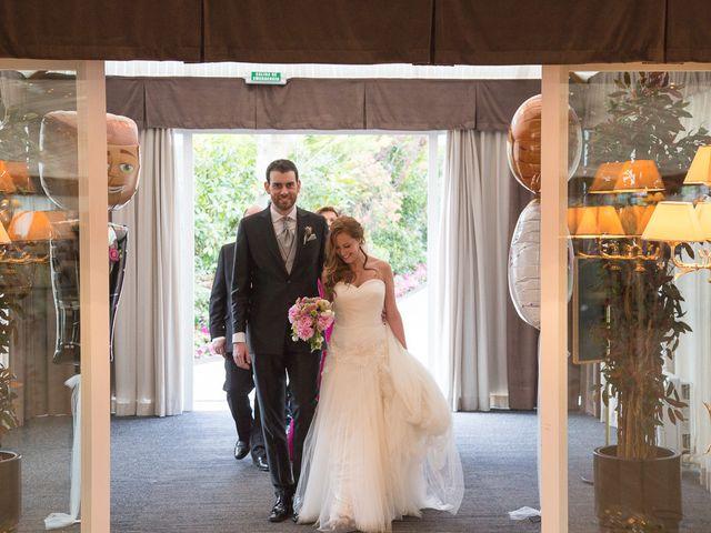 La boda de David y Belen en Guadarrama, Madrid 21