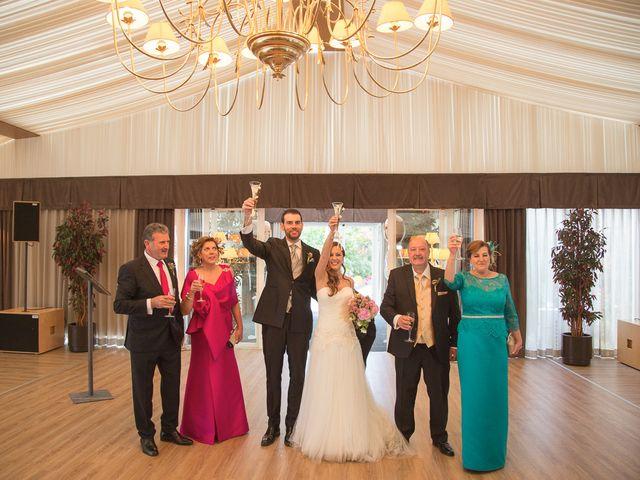 La boda de David y Belen en Guadarrama, Madrid 22