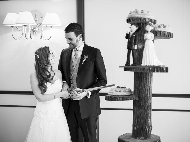 La boda de David y Belen en Guadarrama, Madrid 25