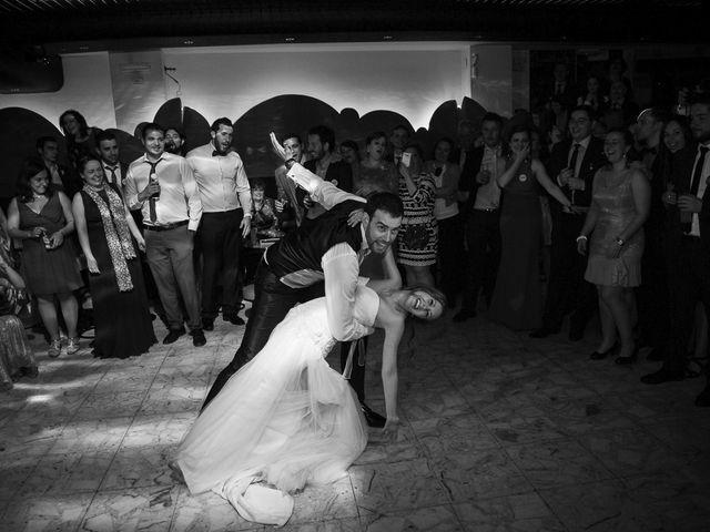 La boda de David y Belen en Guadarrama, Madrid 27