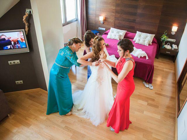 La boda de David y Belen en Guadarrama, Madrid 32