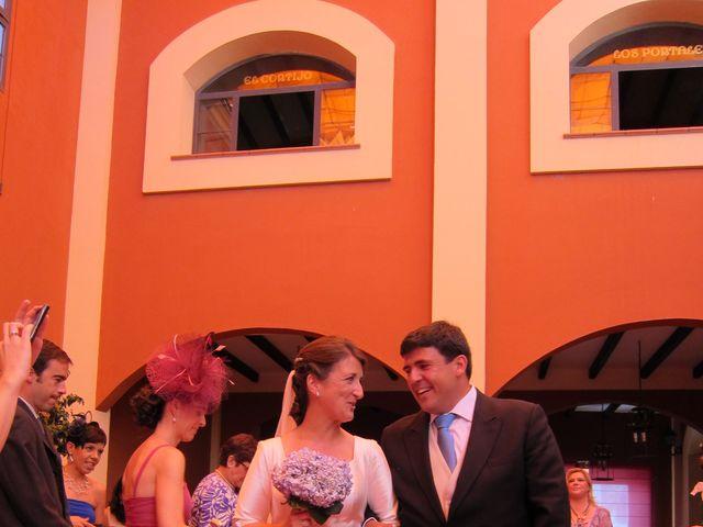 La boda de Elena y Adolfo en El Puerto De Santa Maria, Cádiz 2