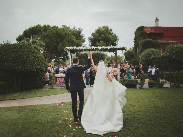La boda de Miquel y Anna en Badalona, Barcelona 69