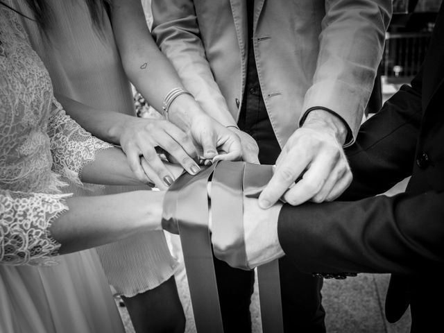 La boda de Héctor y Antía en Mondariz (Balneario), Pontevedra 19