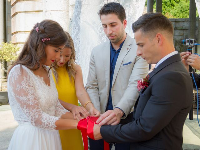 La boda de Héctor y Antía en Mondariz (Balneario), Pontevedra 20