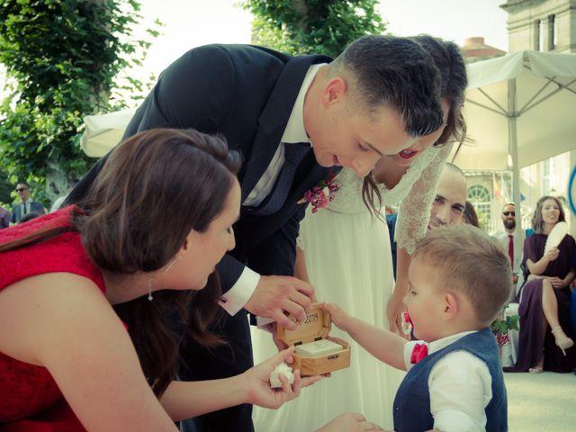 La boda de Héctor y Antía en Mondariz (Balneario), Pontevedra 21