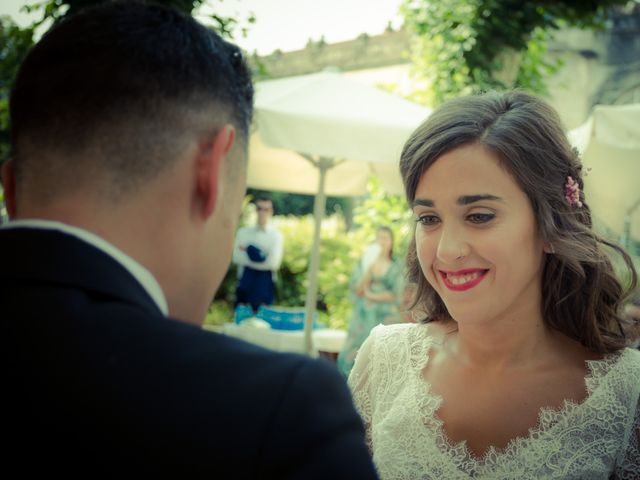 La boda de Héctor y Antía en Mondariz (Balneario), Pontevedra 22
