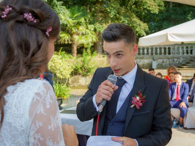 La boda de Héctor y Antía en Mondariz (Balneario), Pontevedra 23