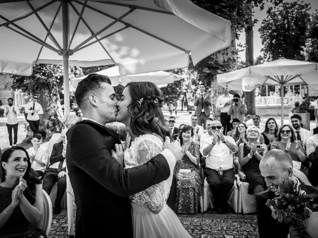La boda de Héctor y Antía en Mondariz (Balneario), Pontevedra 26