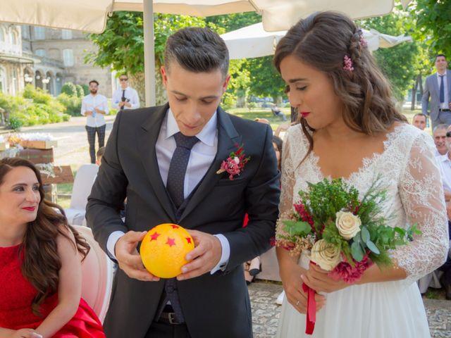 La boda de Héctor y Antía en Mondariz (Balneario), Pontevedra 27
