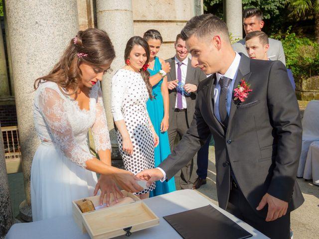 La boda de Héctor y Antía en Mondariz (Balneario), Pontevedra 28