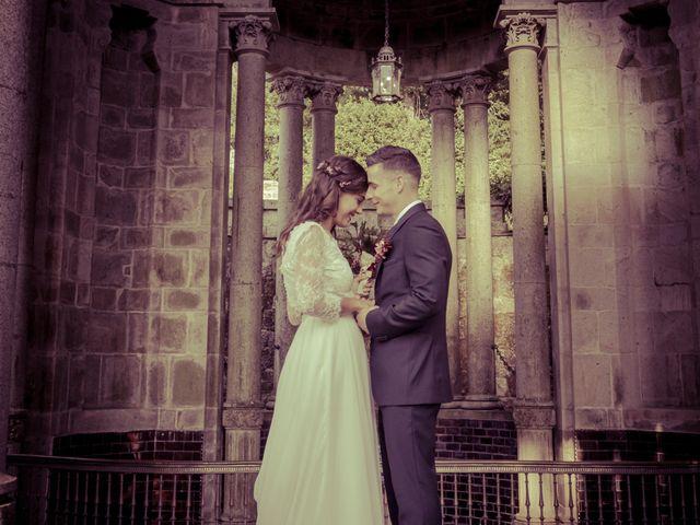 La boda de Héctor y Antía en Mondariz (Balneario), Pontevedra 30