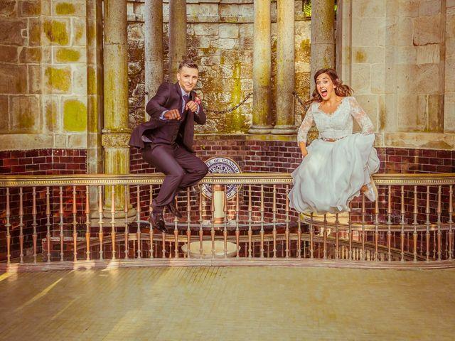 La boda de Héctor y Antía en Mondariz (Balneario), Pontevedra 32